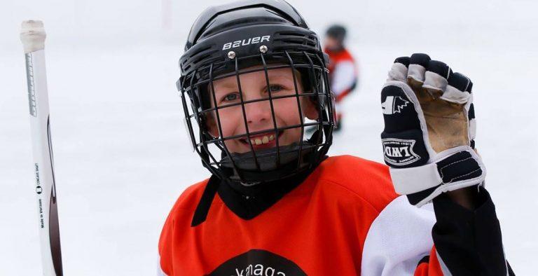 Kelowna WildCats Special Hockey Program